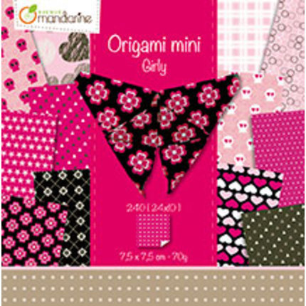 Origami mini Girly 7,5cm